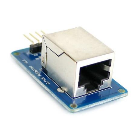 2 STK RJ45 DATA TRANSMISSION ADAPTER MODULE – FOR ALLE MCU - Oslo - 2 STK RJ45 DATA TRANSMISSION ADAPTER MODULE PASSER SÅ OG SI ALLE TYPER MCU SOM BL.A: ARDUINO, BANANA Pi, RASBERRY Pi, 8051, ARM, AVR, PIC KUN KR. 69.- The RJ45 Adapter is a module which can convert a standard 2.54MM-4P connector to a RJ45 connecto - Oslo