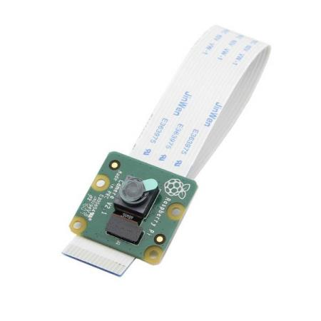 8MP ORIGINAL CAMERA MODULE V2 FOR ALLE RASPBERRY Pi MODELLER - Oslo - 8MP ORIGINAL CAMERA MODULE V2 FOR ALLE RASPBERRY Pi MODELLER KUN KR. 429.- The Raspberry Pi Camera Module v2 is a high quality 8 megapixel Sony IMX219 image sensor custom designed add-on board for Raspberry Pi, featuring a fixed focus lens. It's ca - Oslo