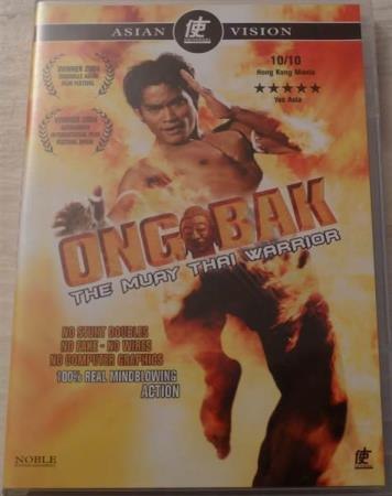 Ong Bak: the muay thai warrier (Pent eksemplar)