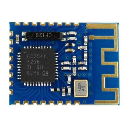 CC2541 BLUETOOTH 4.0 MASTER-SLAVE MODULE – FOR ALLE MCU - Oslo - CC2541 BLUETOOTH 4.0 MASTER-SLAVE MODULE PASSER SÅ OG SI ALLE TYPER MCU SOM BL.A: ARDUINO, BANANA Pi, RASPBERRY Pi, 8051, ARM, AVR, PIC KUN KR. 69.- This is a type of low energy data transmission Bluetooth module based on CC2541 and it follows the - Oslo