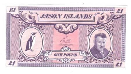 Jason Islands 1 £ ND (1979)