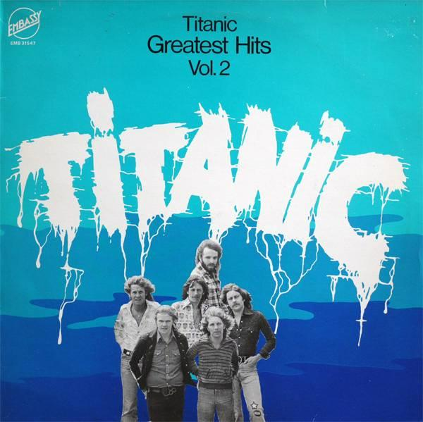titanic greatest hits vol 2 selges av telekort fra sandnessj en p. Black Bedroom Furniture Sets. Home Design Ideas