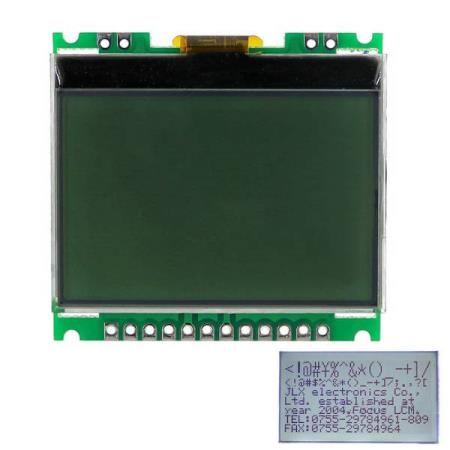 """1.8"""" SPI LCD SCREEN MODULE FOR ARDUINO - Oslo - 1.8"""" SPI LCD SCREEN MODULE FOR ARDUINO KUN KR. 99.- This is 128 x 64 LCD matrix display module with SPI Interface and it has extremely low power consumption. It is a basic character LCD screen for lots of applications. It is compatible with Arduino - Oslo"""