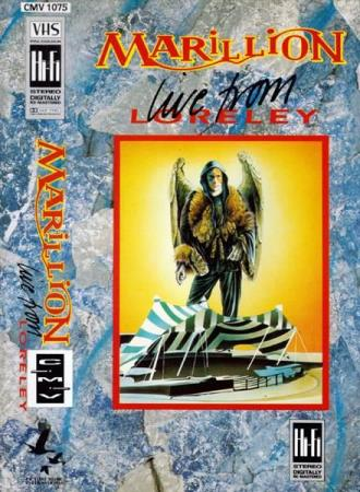 Marillion - Live From Loreley - VHS