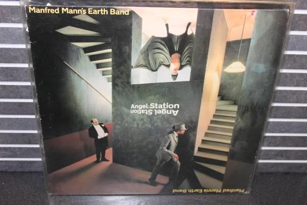 Manfred Mann S Earth Band Angel Station Selges Av