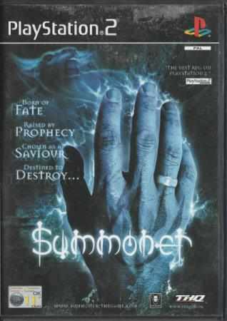 Summoner PS2 Playstation 2