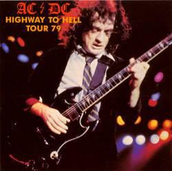 ac dc highway to hell tour 79 live cd selges av emerald blues fra oslo p. Black Bedroom Furniture Sets. Home Design Ideas