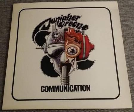 Junipher Greene - Communication - LP - 2Utg - Oslo - Junipher Greene - Communication - ONLPS 1 - On Records - Norge - 1973 Gatefold Sleeve, og Hvit bakside Side A: 1. Communication 2. Standby 3. Biscuit 4. Sunlight Side B: 1. Talk Is A Bird 2. If You Can Hear The Blackbird Sing 3. Reflections 4. Play - Oslo