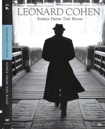 LEONARD COHEN.-SONGS FROM THE ROAD.-2010.