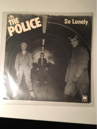 So Lonely Police
