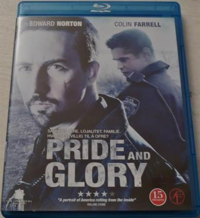 Pride and glory (Som ny)