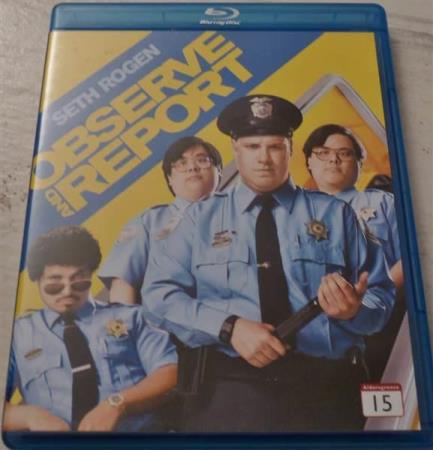 Observe and report (Som ny)