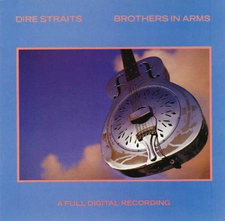 Dire Straits - Brothers In Arms - USA Club Utgave - Oslo - CD i Excellent tilstand Booklet i Excellent tilstand  - Oslo