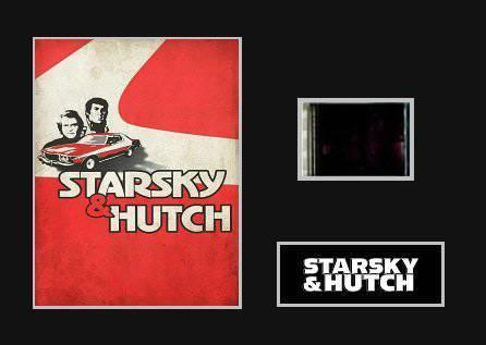 STARSKY & HUTCH - 35mm MOUNTED MOVIE FILM CELL (SAMLEOBJEKT)