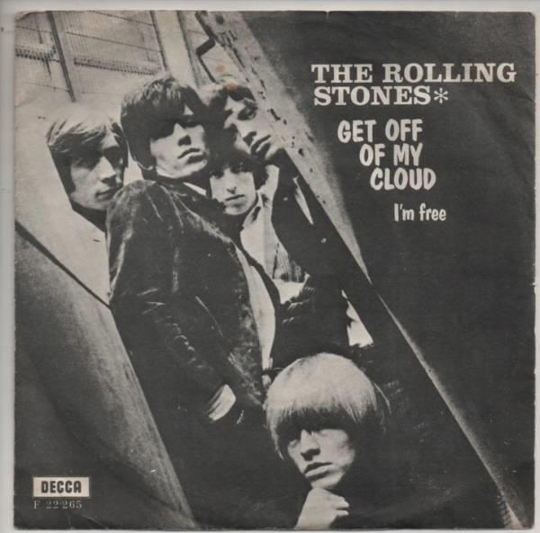 Rolling Stones Get Off Of My Cloud Im Free