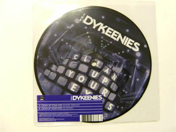 Dykeenies, The - Clean Up Your Eyes