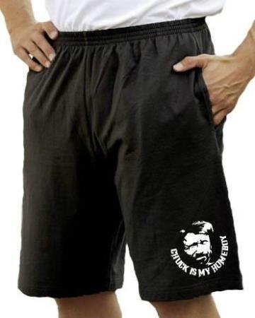 CHUCK IS MY HOMEBOY - SHORTS (CHUCK NORRIS) (XX-LARGE)