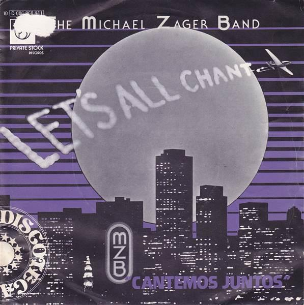 The Michael Zager Band - Let's All Chant (Special Club)