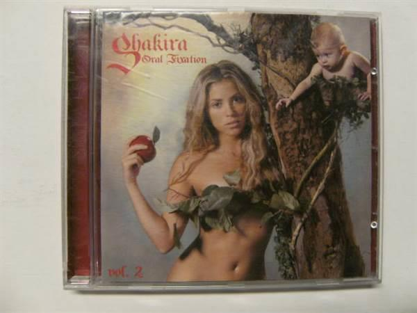 Derived from Oral fixation vol 2 shakira can