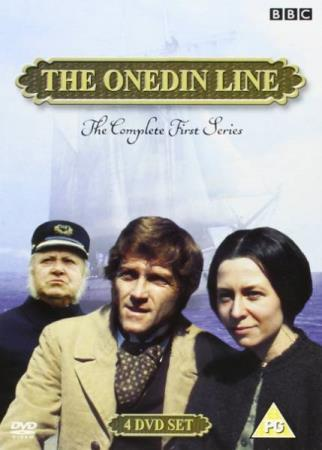 THE ONEDIN LINE - SESONG 1 (1971) (4 DISC) (DVD)