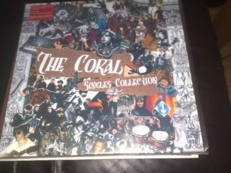 THE CORAL/SINGLES COLLECTION 3 PLATER NM 2008 KNALL PLATER