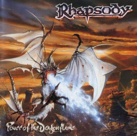 Rhapsody - Power Of The Dragonflame - CD