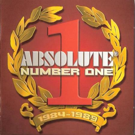 Absolute Number One - 1984-1989 - 2CD - A-ha Abba Wham