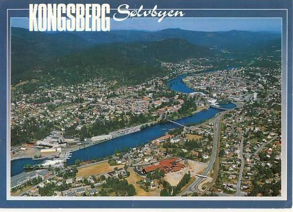 kongsberg by tantra norge