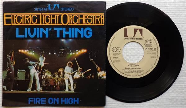 Electric Light Orchestra - Livin Thing