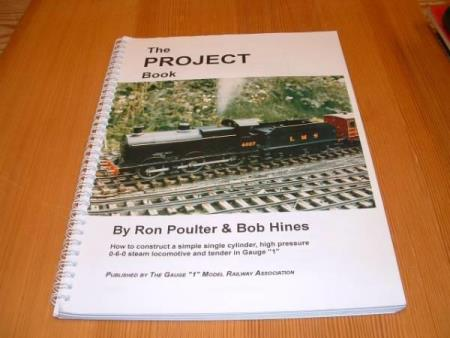 Ron Poulter & Bob Hines : THE PROJEKT BOOK