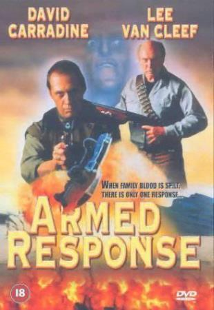 ARMED RESPONSE (1986) (LEE VAN CLEEF) (KLASSIKER) (DVD)