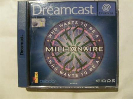 Who Wants To Be A Millionaire (Sega Dreamcast - EX)