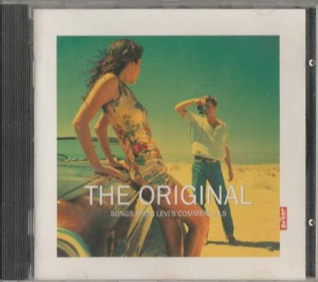 The Original - Songs From The Levis Commercials CD