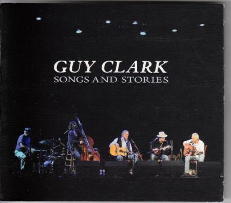 Guy Clark – Songs And Stories - CD - Oslo - MEGET PEN CD OG COVER. Dualtone – 80302-015332-5. US, 2011. Tracklist: 1 Introduction 2 L.A. Freeway Written-By – Guy Clark 3 Story: Sometimes They Come Easy 4 Maybe I Can Paint Over That Written-By – Guy Clark, Shawn Camp, Verlon Thompson - Oslo