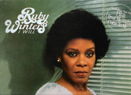RUBY WINTERS.-I WILL.-1978.