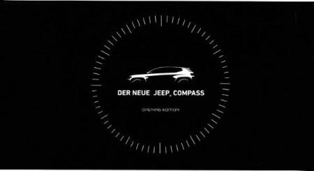 Jeep Compass Opening Edition brosjyre 03 / 2017 AT