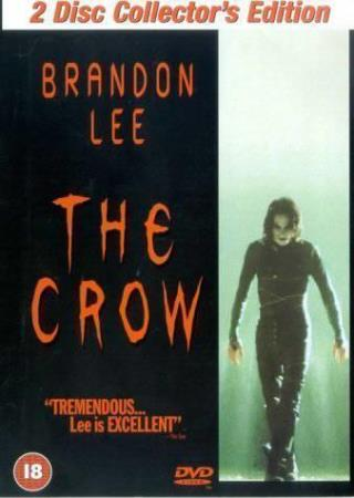 THE CROW - SPECIAL EDITION (1994)(BRANDON LEE)(2 DISC)(DVD)