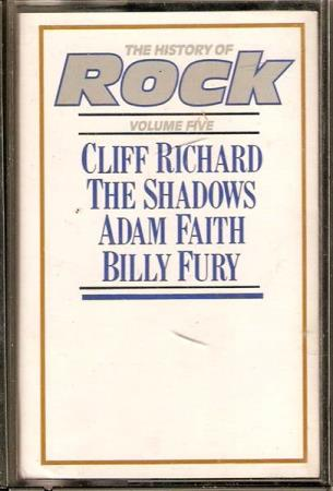 MC - The History Of Rock - Volume 5 - Cliff Richard