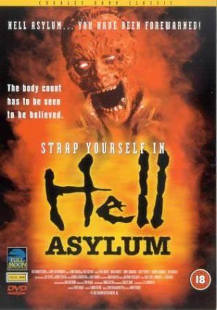 HELL ASYLUM (2002) (DVD) - Larvik - BRUKT !!! ENGELSK UTGAVE OG INGEN TEKST ! Five young women volunteer to spend the night in an old haunted house as part of the latest reality TV show. The house was once owned by a mad millionaire who kidnapped women and forced them to marry him, - Larvik