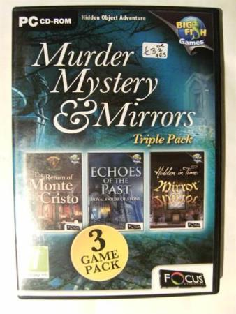 Murder, Mystery & Mirrors Triple Pack (PC - EX-)