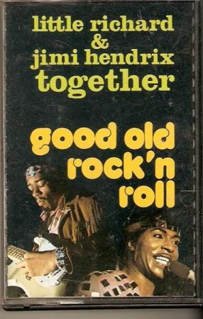 Little Richard & Jimi Hendrix - Together - MC