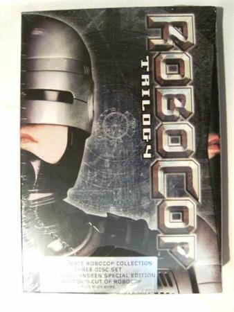 Robocop Trilogy (NM)