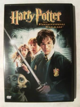 Harry Potter og Mysteriekammeret 2-DVD (M)