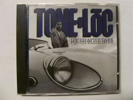 Tone-Loc - Loc-Ed After Dark (EX)