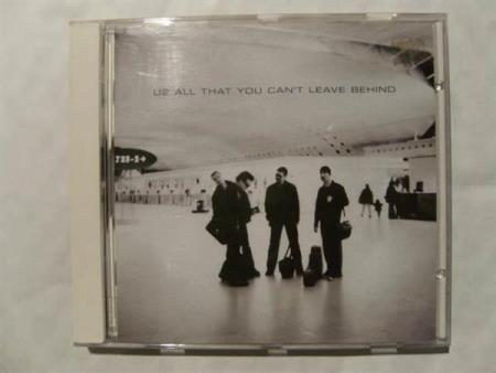 U2 - All That You Cant Leave Behind (EX)