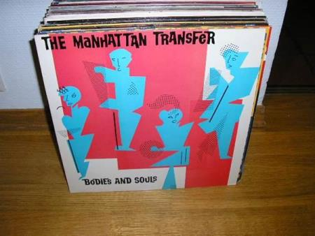 The Manhatten Transfer - Bodies And Souls