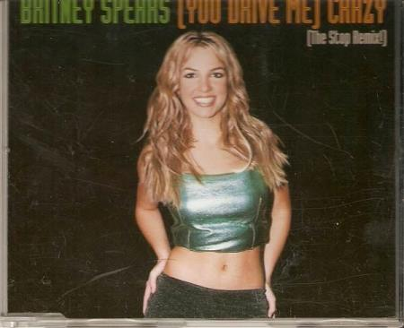 Britney Spears - (You Drive Me) Crazy - The Stop Remix