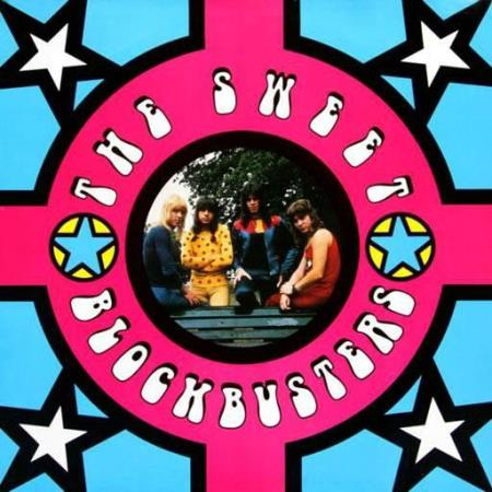 The Sweet - Blockbusters - LP