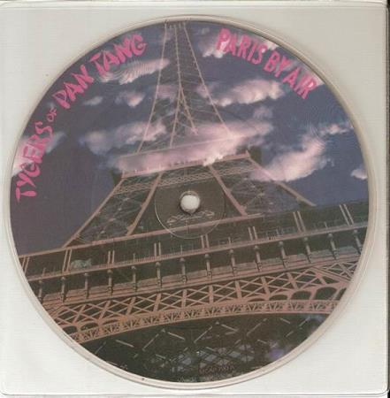 Tygers Of Pan Tang - Paris By Air - Picture Disc