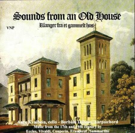 Aage Kvalbein - Sounds from an Old House